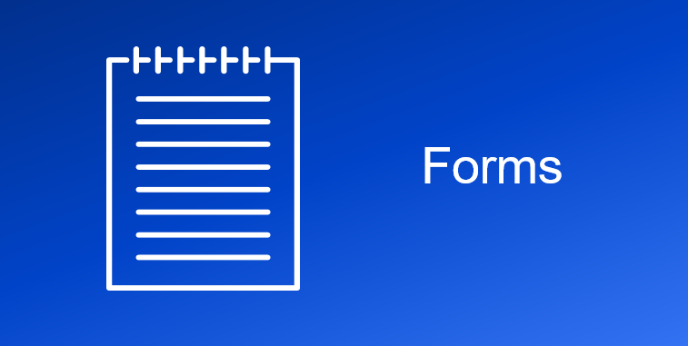 forms with icon